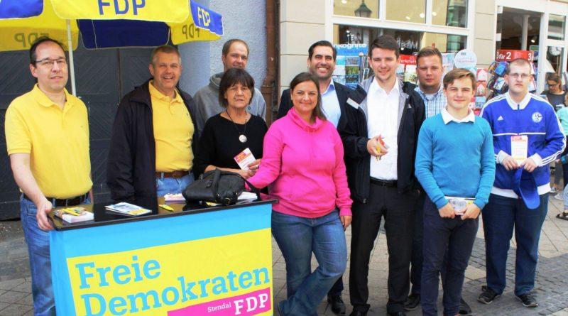Bilder vom Aktionstag Altmark (02.09.17)