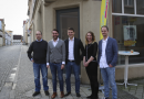 Dr. Marcus Faber eröffnet Wahlkreisbüro in Stendal