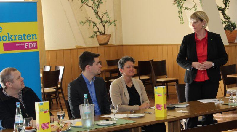 FDP will Gemeinden stärken – Kreisparteitag in Klietz