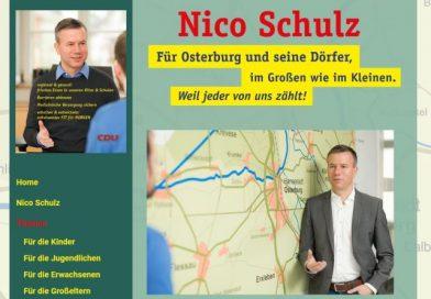Homepage von Nico Schulz