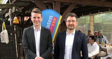 Doppelpack-Power im Wahlkreis und im Bundestag