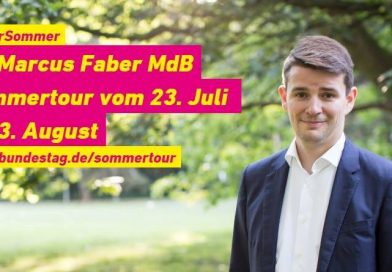 Sommertour Dr. Marcus Faber, die zweite Woche
