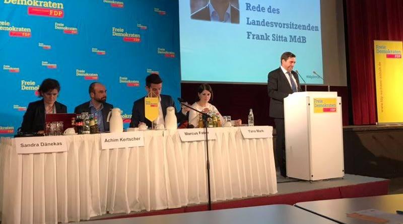 FDP Sachsen-Anhalt stellt Weichen für die Europawahl 2019