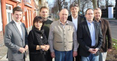 FDP Parteitag wählt neues Team für den Landkreis